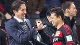 Brilliant Hernandez rekindles Leverkusen's top-four interest