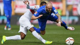 Darmstadt and Stuttgart share the spoils