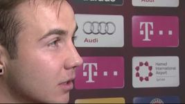 Götze glad to be playing