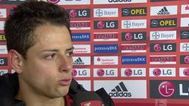 Chicharito feeling important for Bayer