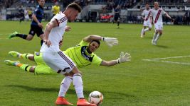 Nürnberg in full Blum to down FSV Frankfurt