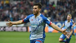 Volland rescues Hoffenheim a point against Köln