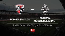Gladbach seek to end barren away run at Ingolstadt