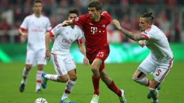 Benfica next on Bayern's road to treble