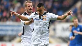 Bobby Wood's record-breaking brace