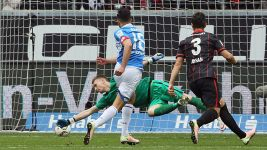 Hoffenheim beat Frankfurt in key relegation tussle