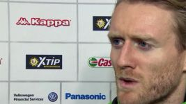 Schürrle: Wolfsburg 'have to improve'