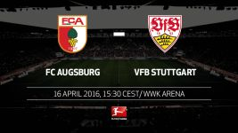 Relegation six-pointer as FC Augsburg entertain VfB Stuttgart