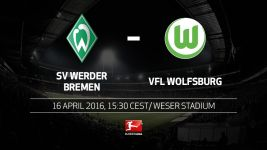 Wolfsburg back in domestic action at struggling Bremen