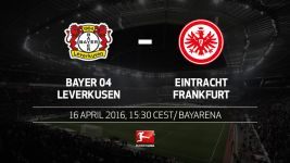 Chicharito and Fabian meet as Leverkusen host Frankfurt
