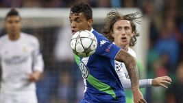 Wolfsburg's Gustavo: Ronaldo 'is just crazy about scoring goals'