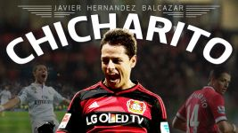 Infographic: Mexican megastar 'Chicharito'