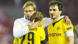 Dortmund bow out at Liverpool as Klopp triumphs in Anfield drama