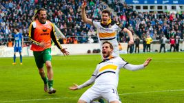 Dynamo Dresden return to Bundesliga 2 after two-season absence