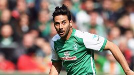 Pizarro centre stage as Bremen take on Bayern in DFB Cup semis