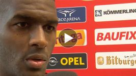 Modeste: 'Three points that count'