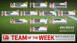 MD30 Team of the Week