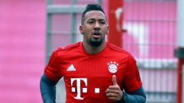Bayern's Boateng returns to first-team training
