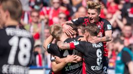 'Sexy' Freiburg swagger back into the big time