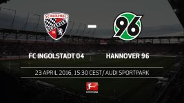 Snakes and ladders as Ingolstadt host Hannover