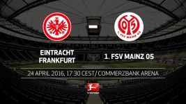 Strugglers Frankfurt host Mainz in Rhine-Main derby