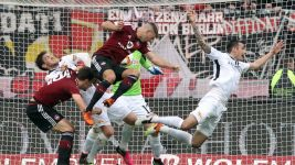 Nürnberg fight back to hit Berlin for six