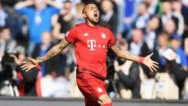 Costa and Vidal star as Bayern overcome Hertha