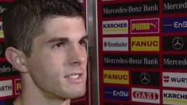 "Dortmund starlet Pulisic: ""An amazing feeling"""
