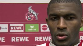 "Köln's Modeste: ""Important to stay in the Bundesliga"""
