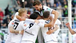 Gladbach too good for Hoffenheim