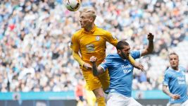 1860 boost survival hopes with late Braunschweig win