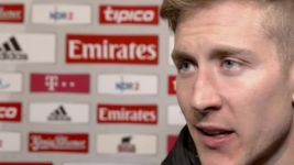 "Hamburg's Holtby: ""To win the derby is always fantastic"""
