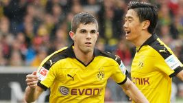 Christian Pulisic playing his part in paving Dortmund's future