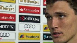 "Gladbach's Christensen: ""Now we can start going forward"""
