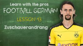 Football German: Lesson 13