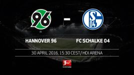 Hannover next up for Europe-chasing Schalke