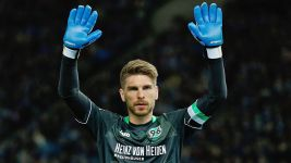 Zieler announces intention to leave Hannover at season's end