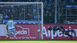 Mixed fortunes for Bielefeld's Börner
