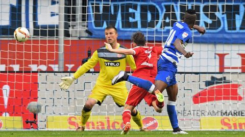 Duisburg off the bottom after beating Düsseldorf