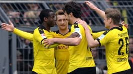 Tuchel proud after Dortmund tame Wolves