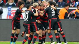 Leverkusen seal Champions League berth with Hertha win