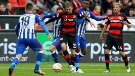 Leverkusen's Kramer: 'We deserve to finish third'