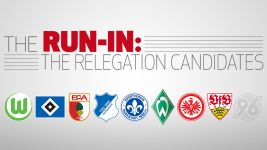 Infographic: the relegation candidates