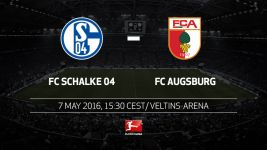 Schalke to continue European push against in-form Augsburg