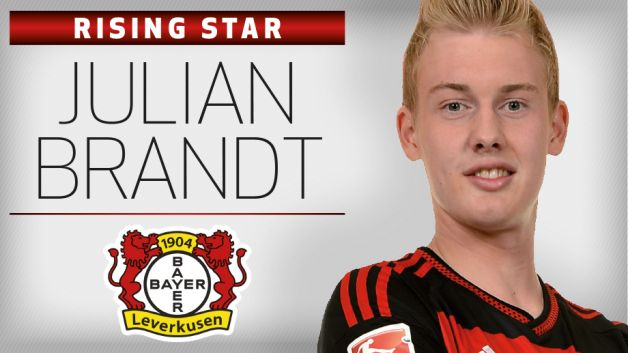 Bayer 04 Leverkusen S Rising Star Julian Brandt