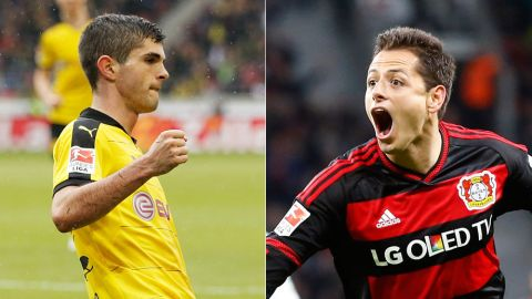 Chicharito and Pulisic chasing records at the Copa America
