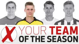 Team of the Season: Piszczek shades right-back vote ahead of Lahm