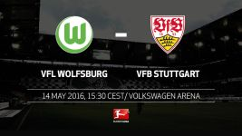 Stuttgart seek Wolfsburg win to stand any chance of survival