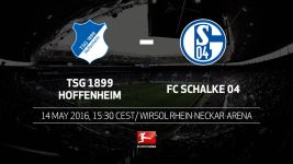 Schalke seek longer holiday with win at Hoffenheim