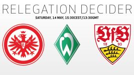 Infographic: How Frankfurt, Bremen and Stuttgart can save themselves | Relegation battle